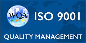 ISO Chemical Distributor